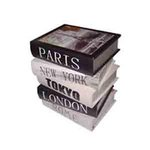 TABURETE CITY BOOKS BALVI  97.50€