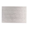 IBILI BASE PARA TARTA DECORADA PLATA 25x35 3.75€