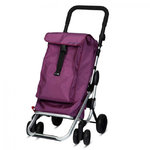 CARRO GO UP MESH BAG PLUM DE PLAY